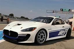 Maserati Debuts GranTurismo MC Race Car  Photos CarAdvice