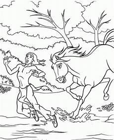 Disney Malvorlagen Spirit Spirit Ausmalbilder Animaatjes De