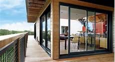 largeur baie vitrée baie coulissante 200x200