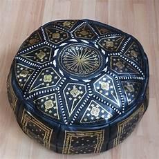 Orientalische Sitzkissen Shop - orientalische sitzkissen poufs leder