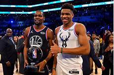 nba all star game 2019 results highlights team lebron beats team giannis 178 164 at spectrum