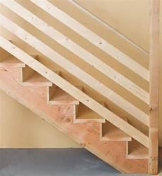 Fabriquer Un Escalier En Bois Des Et Des