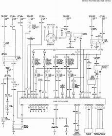 Wiring Schematic For 1997 Isuzu Trooper 24h Schemes