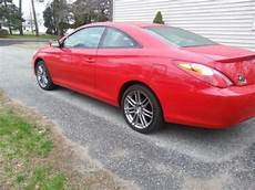 free car manuals to download 2004 toyota solara electronic throttle control purchase used 2004 toyota solara se coupe 2 door 2 4l manual color red mileage 185 000 in