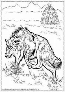 Malvorlagen Wolf Legend Wolf Ausmalbild Ausmalbilder F 252 R Kinder Malvorlagen