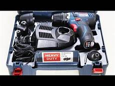 bosch gsr 12v 15 fc mesin bor obeng baterai flexiclick