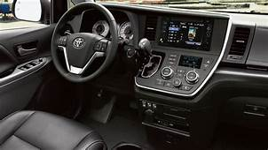 2020 Toyota Sienna Limited Awd  2019