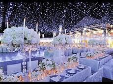 breathtaking winter wonderland inspired wedding ideas youtube