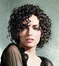 short haircut for curly hair oval face the best short