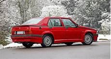 alfa romeo 75 turbo 1988 alfa romeo 75 turbo classic driver market
