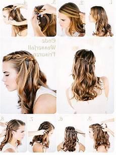 frisuren f 252 r flechtfrisuren lange haare anleitung haare