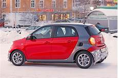 More Power For Forfour Go Faster Brabus Smart Forfour