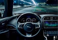 diario automotor nuevo head up display 3d de jaguar land