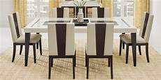 Esstisch Grau Gebeizt - glass top dining room table sets with chairs