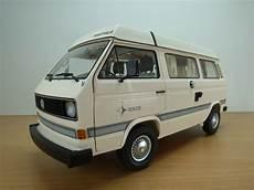 combi vw t3 volkswagen transporter t3 cing car westfalia beige 1 18