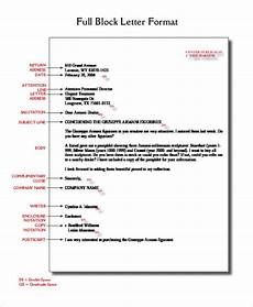 block letter format template 8 free word pdf documents download free premium templates