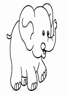 ausmalbilder elefanten 11 ausmalbilder tiere