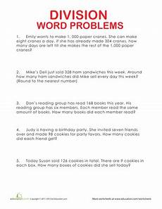 multiplication and division word problem worksheets grade 4 11312 4th grade division word problems education
