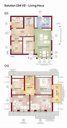 grundriss einfamilienhaus mit satteldach 5 zimmer 130