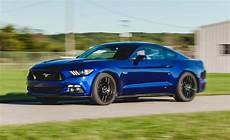2015 ford mustang gt instrumented test review car and
