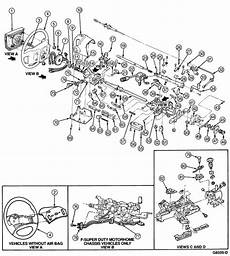 I Need A Detailed Schematic Of The Parts Assembly For The