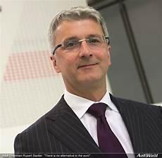 Rupert Stadler Audi - audi chairman rupert stadler quot there is no alternative to