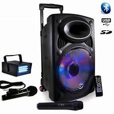 enceinte bluetooth karaoke enceinte bluetooth portable 500w achat vente pas cher