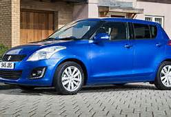 Suzuki Swift Sizes And Dimensions Guide  Carwow
