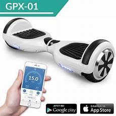 6 5 quot smartway hoverboard app steuerung bluetooth 600watt