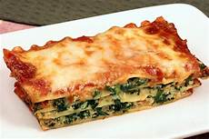 Lasagne Mit Spinat - simple spinach lasagna kitchme