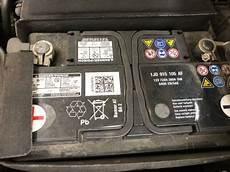 Batterie F 252 R Kurzstrecke Golf Vi Vw Golf 6