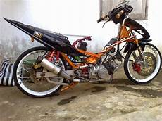 Modifikasi Motor Supra by Motor Supra Fit Modifikasi Drag Thecitycyclist