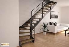escalier moderne quart tournant escalier maison mon am 233 nagement maison