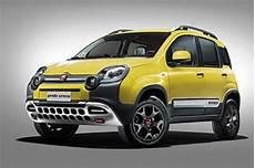 Auto Neuheit Der Neue Fiat Panda Cross Autoplenum De