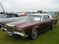 Lincoln Continental Mk III Coupe Photos Reviews News