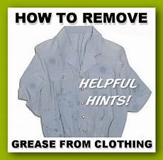 Fettflecken Aus Kleidung Entfernen - how to remove grease stains from clothes us3