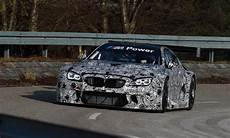 Bmw M6 Race Car by 2016 Bmw M6 Gt3 Race Car Starts Testing