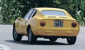 Lombardi '850 Spider Monza'  Fiat 850 Grand Prix Drive