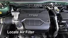 2005 2009 chevrolet equinox cabin air filter check 2005 chevrolet equinox ls 3 4l v6