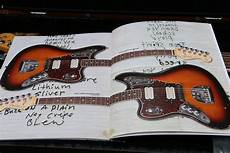 Closer Look At Fender Jaguar Kurt Cobain Signature Model