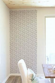Dalmatian Print Fabric Wall Diy Studio