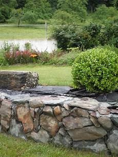 amenagement de jardin avec des pierres la arborescence paysage