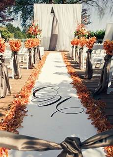 idea of the day details for fall weddings tracie domino