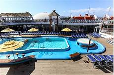 pool on carnival imagination cruise ship cruise critic
