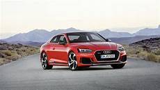 audi rs5 2017 2017 audi rs5 coupe revealed photos