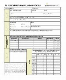free 8 sle target application in word pdf