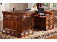 home office furniture virginia parker house home office double pedestal executive desk