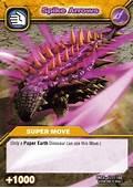 TCG Move Cards  Dinosaur King