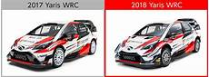 rallye de suède 2018 toyota gazoo racing pr 233 sente sa yaris wrc 2018