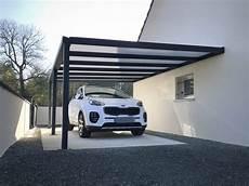 Le Carport Alu Sur Mesure L Option Design Pour Abriter